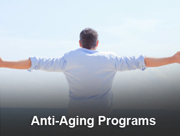 Anti -Aging Program For Men
