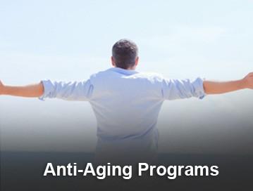 Anti -Aging Program For Men