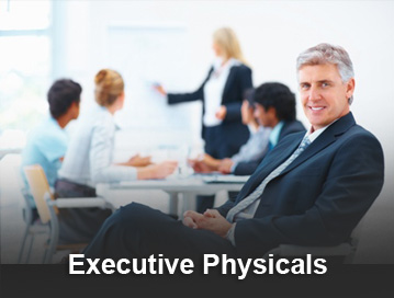 Executive Physicals For Men