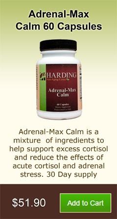 Adrenal-Max Calm 60 Capsules