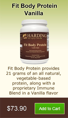 Fit Body Protein Vanilla