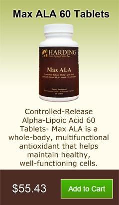 Max ALA 60 Tablets