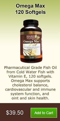 Omega Max 120 Softgels