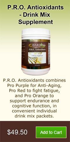 P.R.O. Antioxidants - Drink Mix Supplement